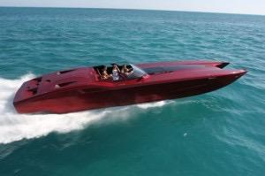 New Mti 44 Model Power Catamaran Boat For Sale