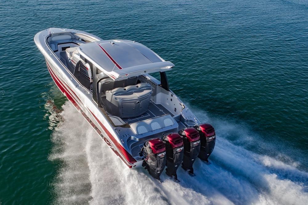 2020 New Mti V Marine Technology Inc V 42 High Performance