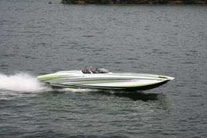 New Mti Marine Technology Inc 38 Pleasure High Performance Boat For Sale