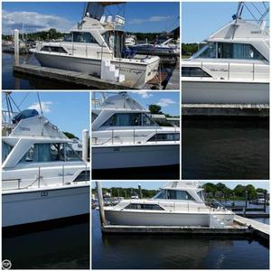 Used Chris-Craft 330 Sports Fishing Boat For Sale