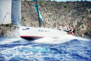 Used Custom Tp 52 Racing Sailboat Racer and Cruiser Sailboat For Sale