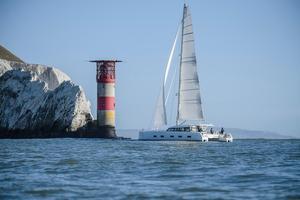 Used Ocean Explorer OE60 Catamaran Sailboat For Sale