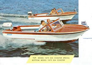 Used Thompson Sea Coaster Deluxe Antique and Classic Boat For Sale
