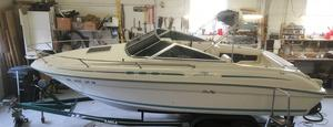 Used Sea Ray 215 Express Cruiser Cuddy Cabin Boat For Sale