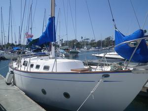 Used Ta Chiao Fantasia 35 Cruiser Sailboat For Sale