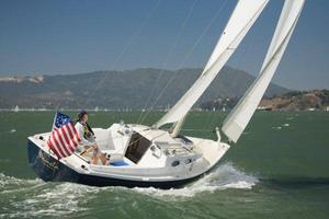 New Schock Harbor 25 Daysailer Sailboat For Sale