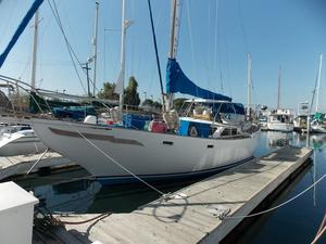 Used Hardin Voyager Cruiser Sailboat For Sale