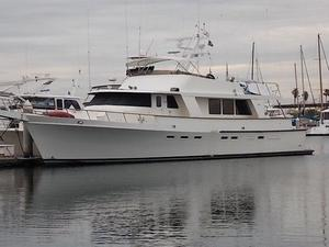 Used Christensen Yacht Fisher Motor Yacht For Sale