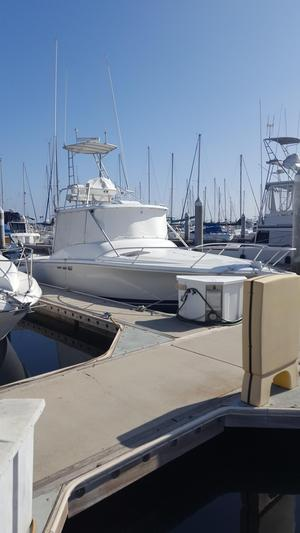Used Luhrs 290 Open Express Sportfisher Sports Fishing Boat For Sale
