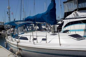 Used Catalina MK II Racer and Cruiser Sailboat For Sale