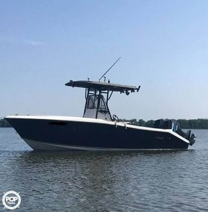 Used Mako 232 Limited Center Console Fishing Boat For Sale