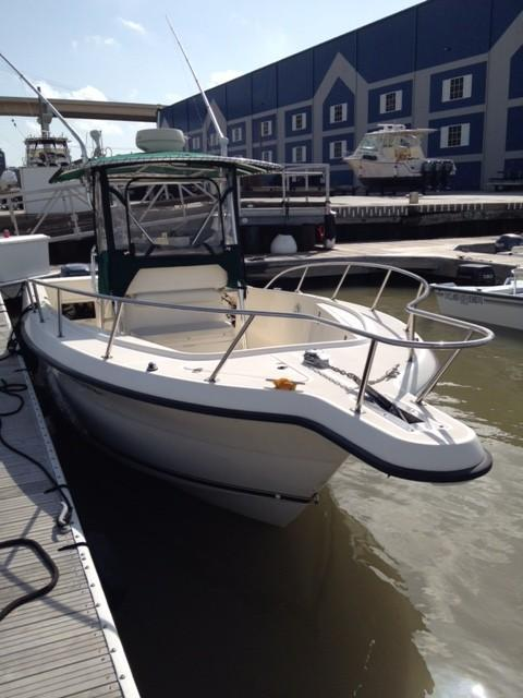 Used Pursuit 2870 Center Console Center Console Fishing Boat For Sale