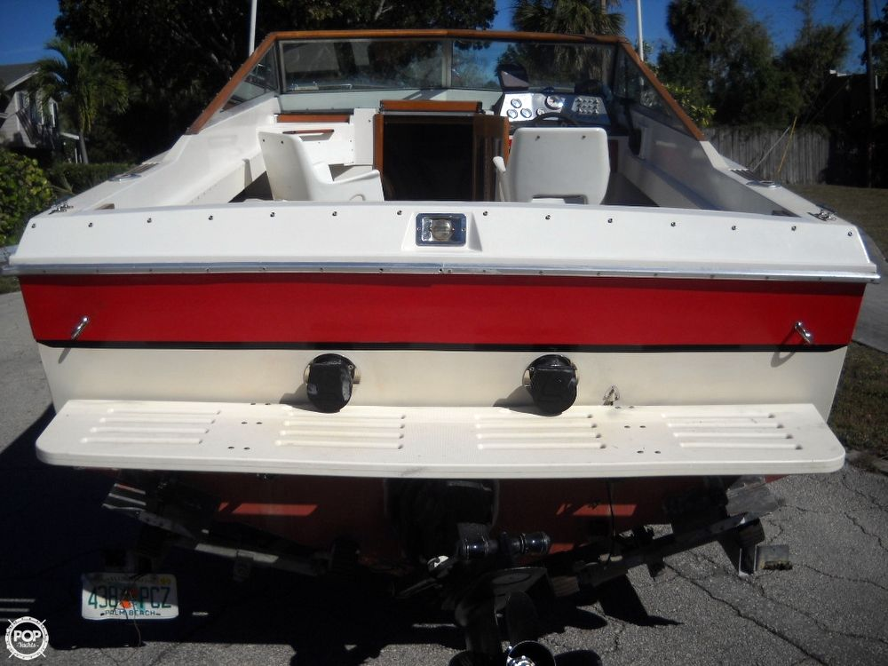 1980 Used Chris-craft Scorpion 230 High Performance Boat For Sale -  11 000