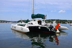 Used Farrier F-82a Trimaran Sailboat For Sale