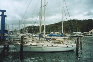 Used Csy Walk Over Cutter Sailboat For Sale