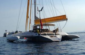 Used Pinta Exception 52 Trimaran Sailboat For Sale