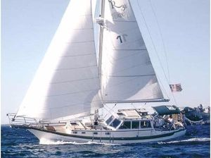 Used Cabo Rico 38 Pilothouse Cutter Sailboat For Sale