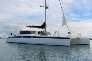 Used Grey Bull Sailing Cat 54 Catamaran Sailboat For Sale
