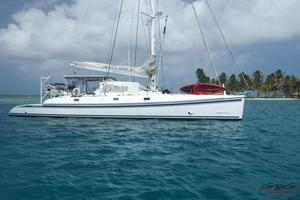 Used Outremer 55 STD Catamaran Sailboat For Sale