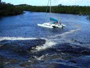 Used Farrier F9A Trimaran Sailboat For Sale