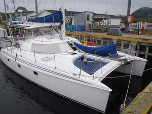 Used Manta 40 Catamaran Sailboat For Sale