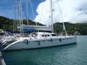 Used Fountaine Pajot Marquise 56 Catamaran Sailboat For Sale