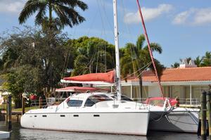 Used Privilege 465 Catamaran Sailboat For Sale
