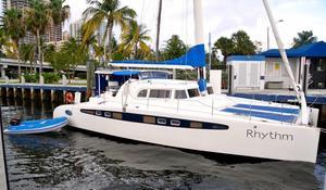 Used Dolphin 460 Catamaran Sailboat For Sale