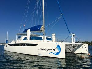 Used Dolphin 460 Catamaran Sailboat For Sale