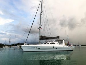 Used Knysna 440 Catamaran Sailboat For Sale