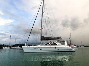 Used Knysna 440 Catamaran Sailboat For Sale