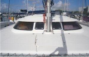 Used Fountaine Pajot Lavezzi 40 Catamaran Sailboat For Sale