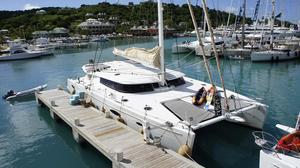 Used Fountaine Pajot Galathea 65 Catamaran Sailboat For Sale