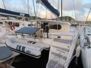 Used Nautitech 441 Catamaran Sailboat For Sale