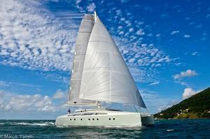 Used Moxie 61 Catamaran Sailboat For Sale