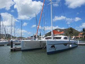 Used Outremer 49 Catamaran Sailboat For Sale