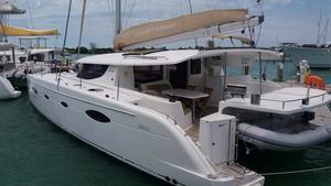 Used Fountaine Pajot Salina 48 Evolution Catamaran Sailboat For Sale