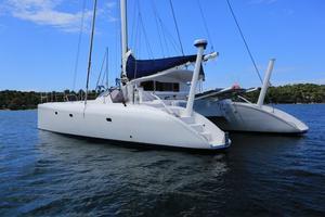 Used Lerouge Barramundi 470 Catamaran Sailboat For Sale