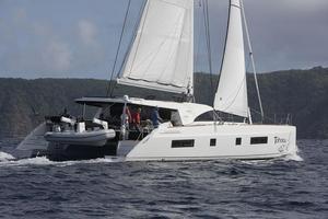 Used Nautitech 542 Catamaran Sailboat For Sale