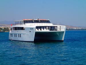Used Power Catamaran Boat For Sale