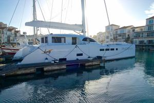 Used Tag Yachts 60 Catamaran Sailboat For Sale
