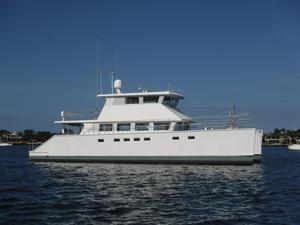Used Malcolm Tennant Power Catamaran Boat For Sale