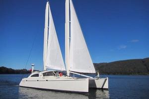 Used Alwoplast Atlantic 47 Catamaran Sailboat For Sale