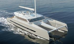 New Balance 760 F Catamaran Sailboat For Sale