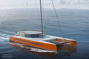 New Balance 762xp Catamaran Sailboat For Sale