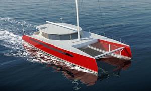 New Balance 680 Catamaran Sailboat For Sale