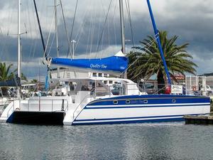 New Balance Day Charter Cat 51 Catamaran Sailboat For Sale