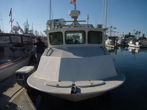 Used Radon 32 Commercial Boat For Sale