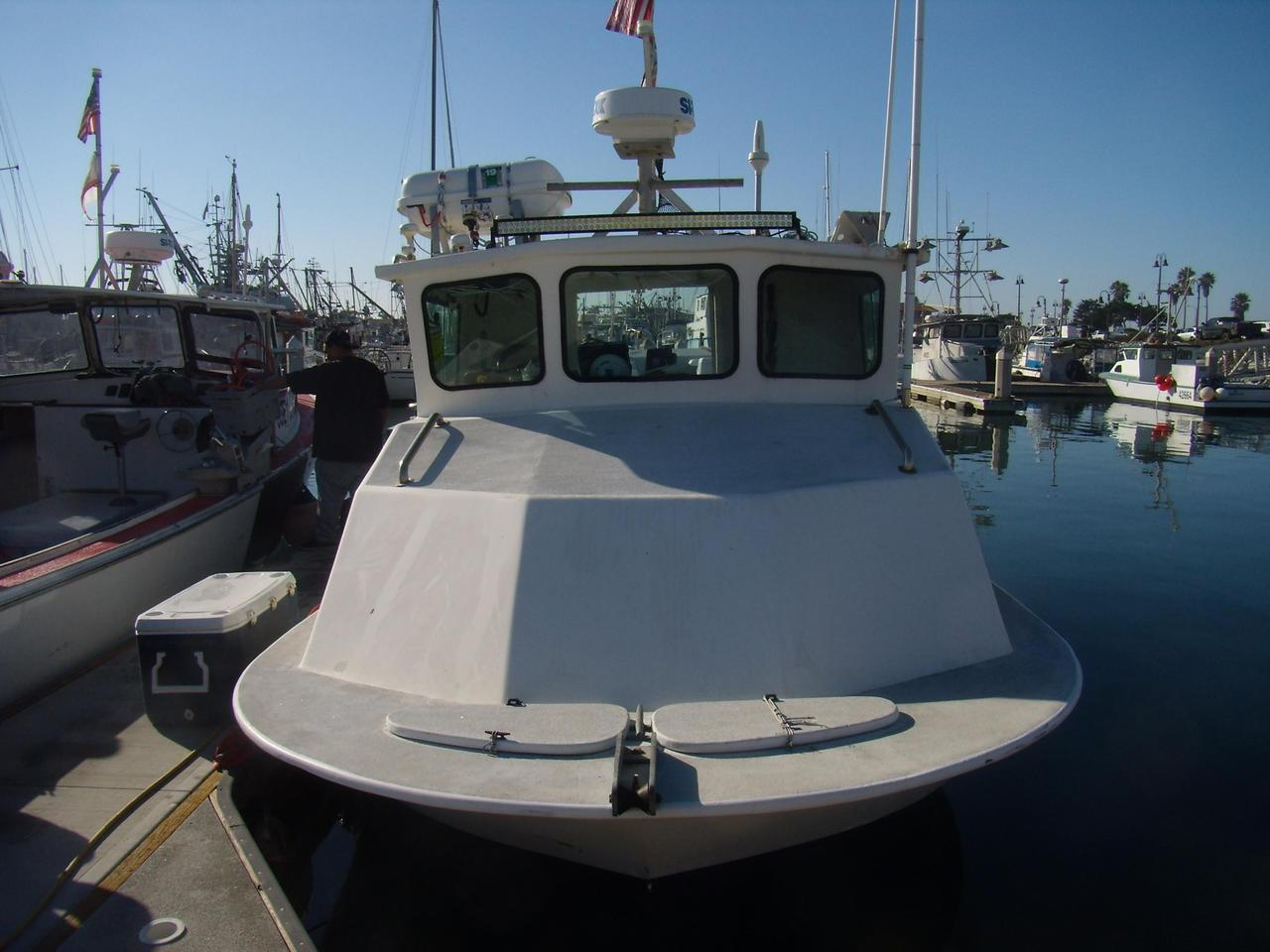 1973 Used Radon 32 Commercial Boat For Sale - $90,000