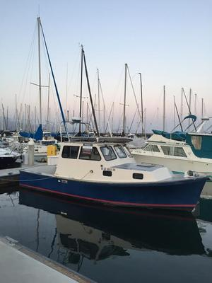 Used General Marine Downeast Fishing Boat For Sale